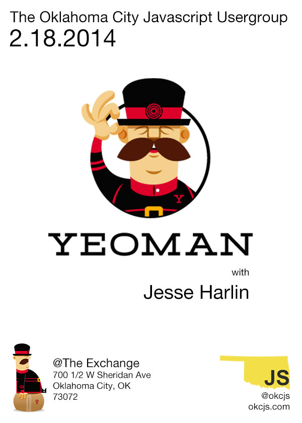 My Yeoman Talk